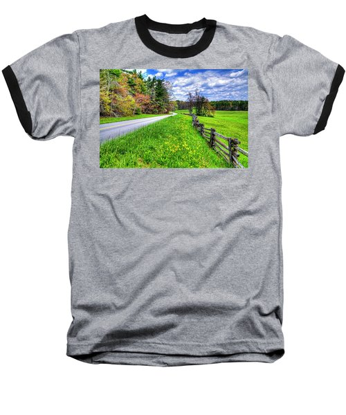 Parkway Spring Baseball T-Shirt by Dale R Carlson