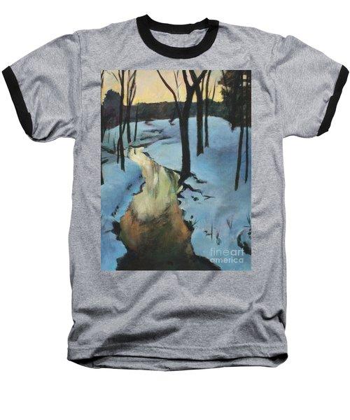 Parlee Farm Sunset Creek Baseball T-Shirt