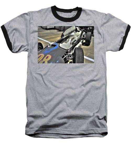 Parnelli Jones Watson Roadster 1963 Baseball T-Shirt by Josh Williams