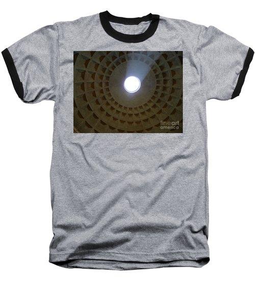 Pantheon Oculus Baseball T-Shirt