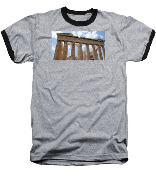 Parthenon Baseball T-Shirt