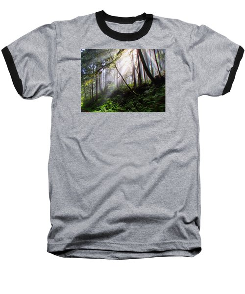 Parting Of The Mist Baseball T-Shirt