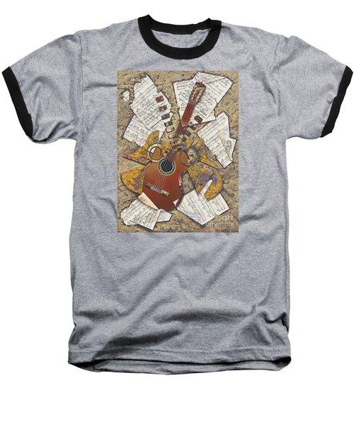 Partituras Baseball T-Shirt