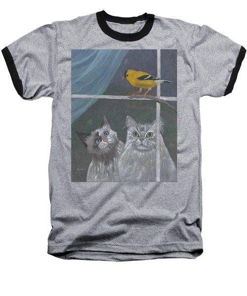 Partners In Crime Baseball T-Shirt