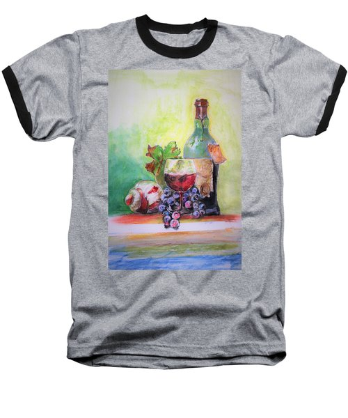 Party Arrangement Baseball T-Shirt