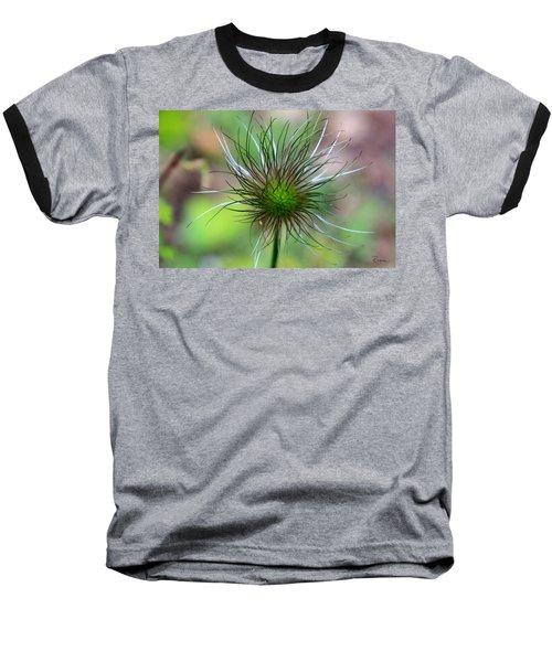 Pasque Fluff Baseball T-Shirt