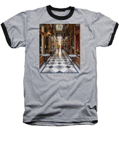 Passage Du Grand Cerf Baseball T-Shirt