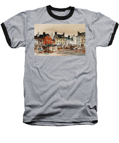 Passage East Harbour, Waterford Baseball T-Shirt