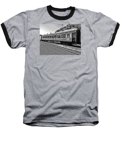 Passenger Ready Baseball T-Shirt