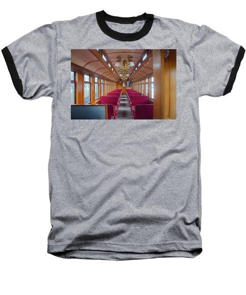 Passenger Travel Baseball T-Shirt