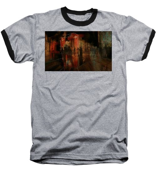 Passers In The Night Baseball T-Shirt