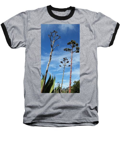Passing Centuries Baseball T-Shirt