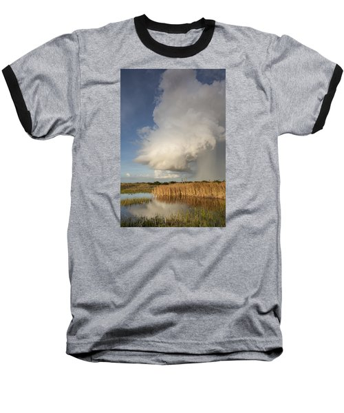 Passing Late Afternoon Rain Shower Baseball T-Shirt