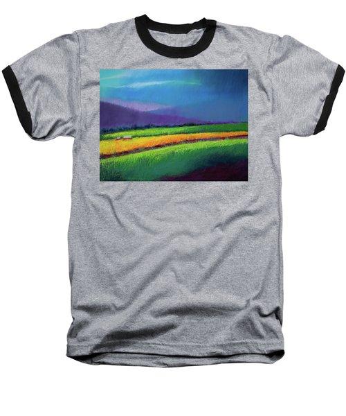 Passing Rain Baseball T-Shirt