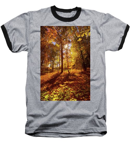 Passing Time Baseball T-Shirt