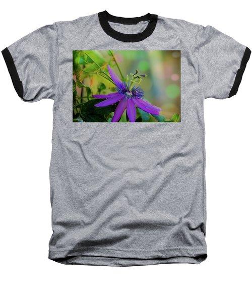 Passion Dancer Baseball T-Shirt