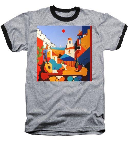 Passion For Life Baseball T-Shirt