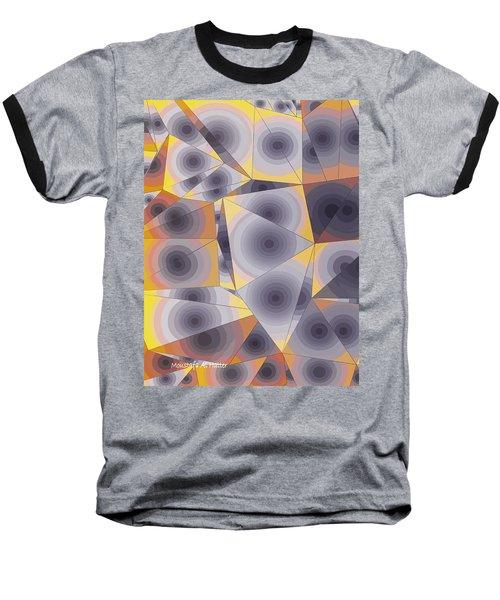 Passionflowers Baseball T-Shirt