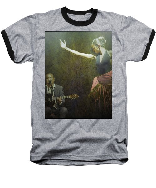 Passion Of The Dance Baseball T-Shirt