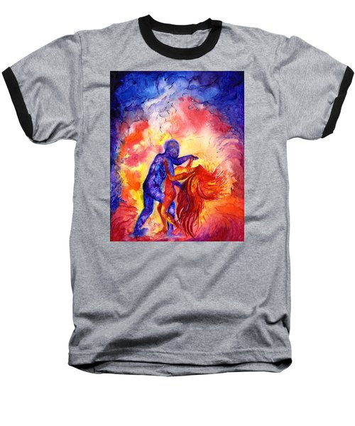 Passion On The Dance Floor Baseball T-Shirt
