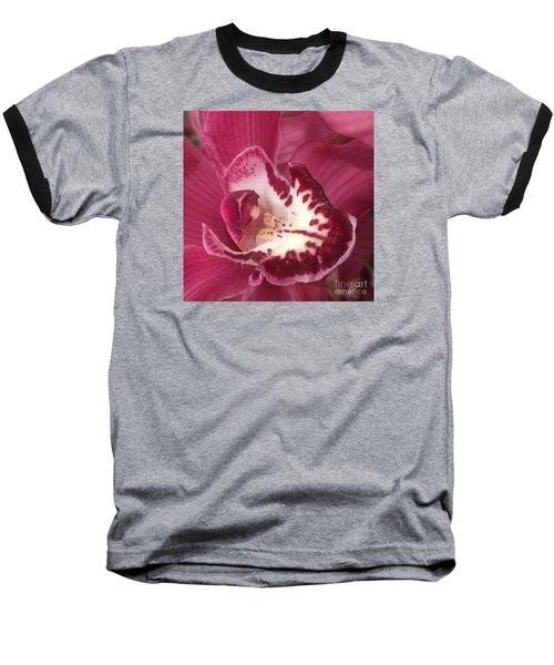 Passionate Purple Baseball T-Shirt