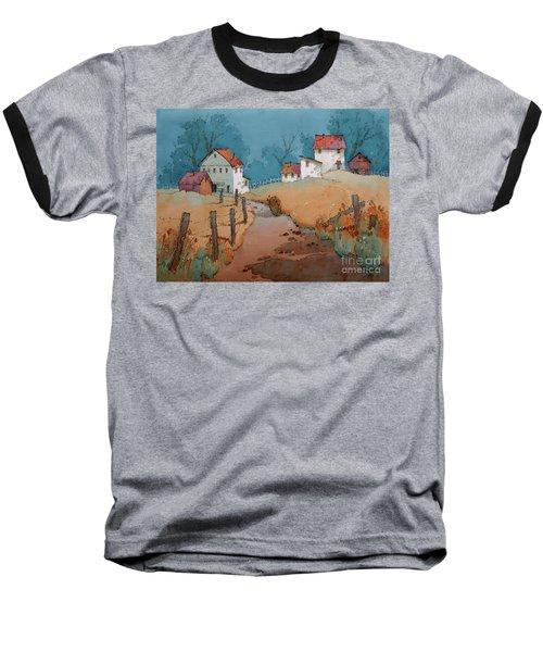 Past Perfect Baseball T-Shirt