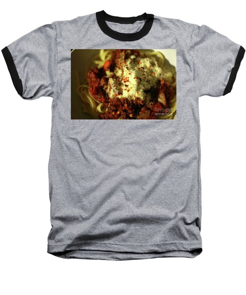Pasta Baseball T-Shirt