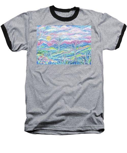 Pastel Country Baseball T-Shirt