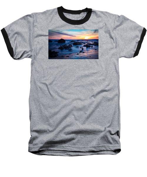 Pastel Fade Baseball T-Shirt
