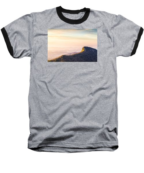 Table Rock Mountain - Linville Gorge North Carolina Baseball T-Shirt