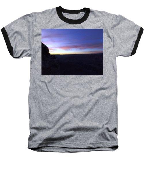 Pastels At Dark Baseball T-Shirt