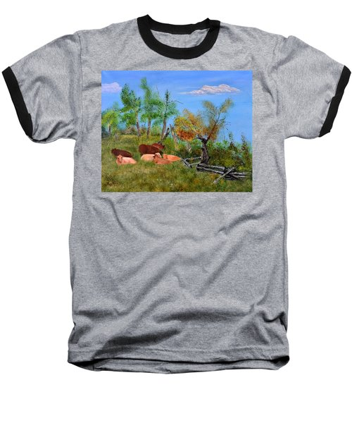 Pasteurized Baseball T-Shirt