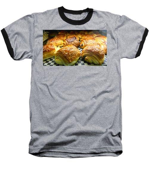 Pasties  Baseball T-Shirt by Raymond Earley