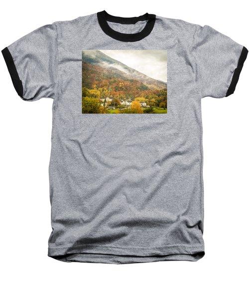 Pastoral Village Baseball T-Shirt