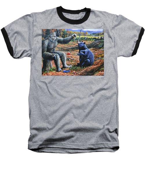 Pastromi On Rye Baseball T-Shirt