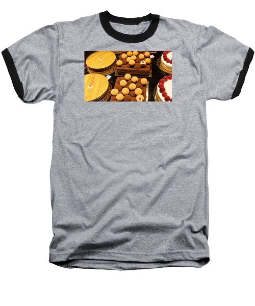 Pastry And Cakes In Lyon Baseball T-Shirt