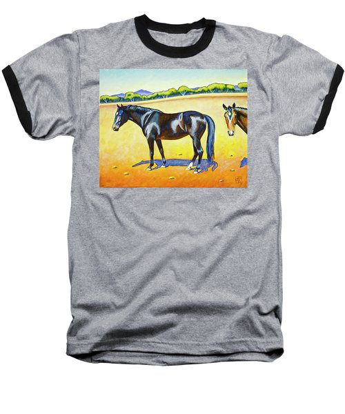 Pasture Pals 2 Baseball T-Shirt