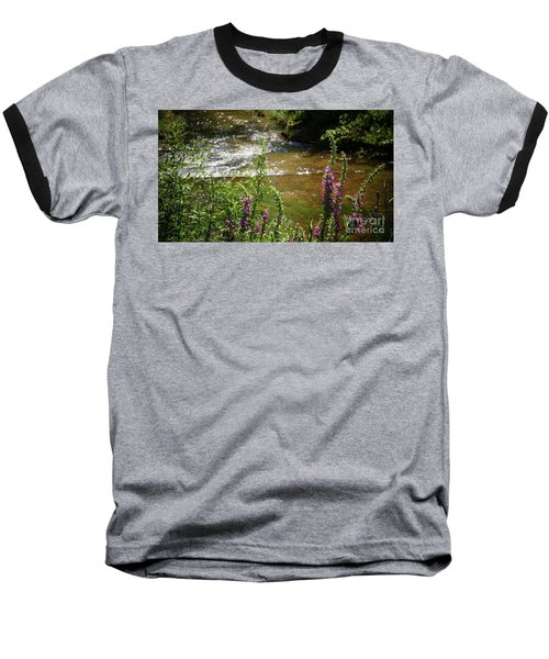 Pasture Upstream Baseball T-Shirt