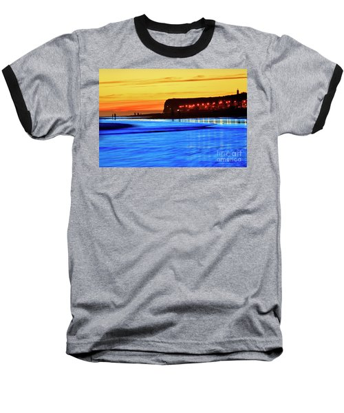 Patagonia Beach. Baseball T-Shirt