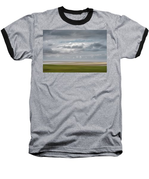 Patch Of Blue Baseball T-Shirt