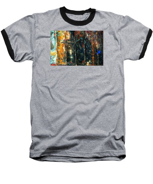 Baseball T-Shirt featuring the photograph Patchworks 5 by Newel Hunter