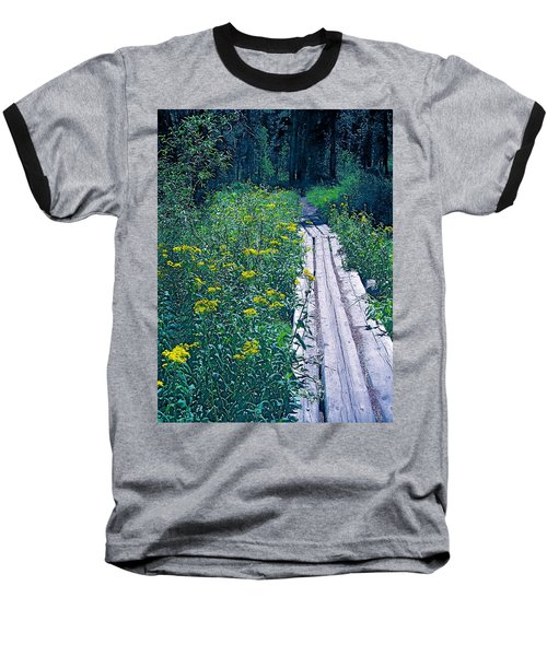 Path 4 Baseball T-Shirt