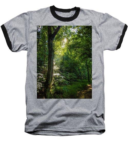 Path Lighting Baseball T-Shirt