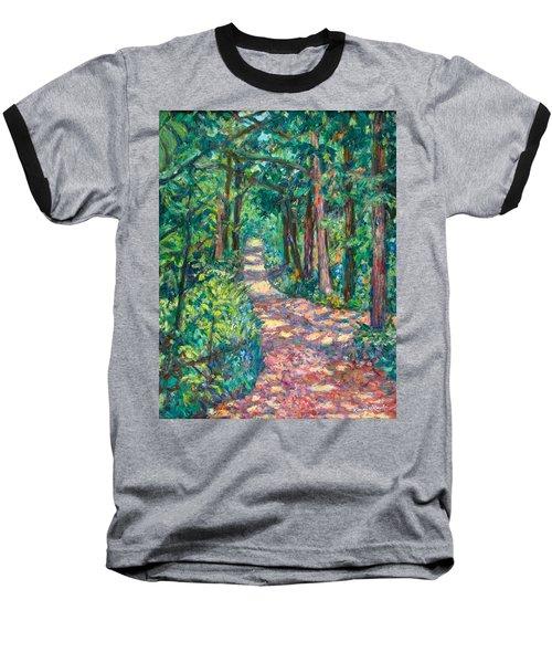 Path On Sharp Top Baseball T-Shirt