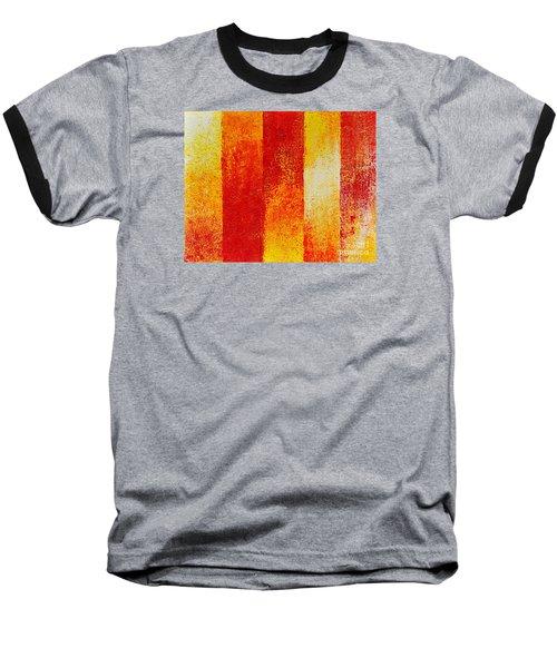 Path Baseball T-Shirt by Teresa Wegrzyn