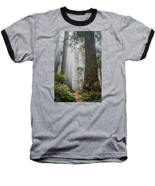 Path Through The Light Baseball T-Shirt