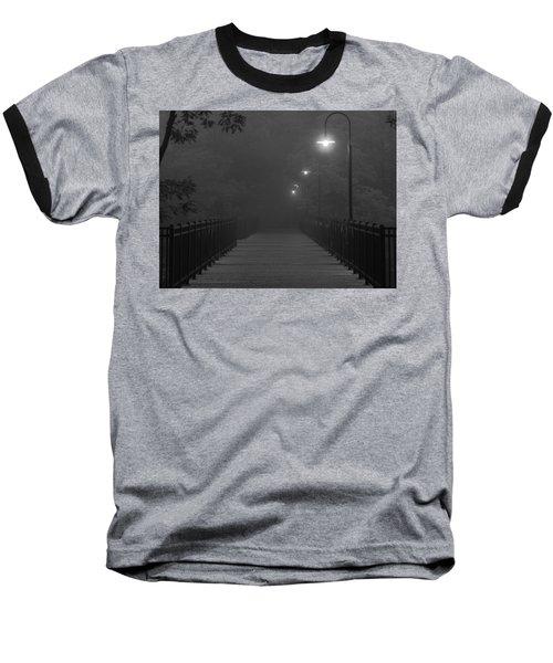 Path To Darkness Baseball T-Shirt