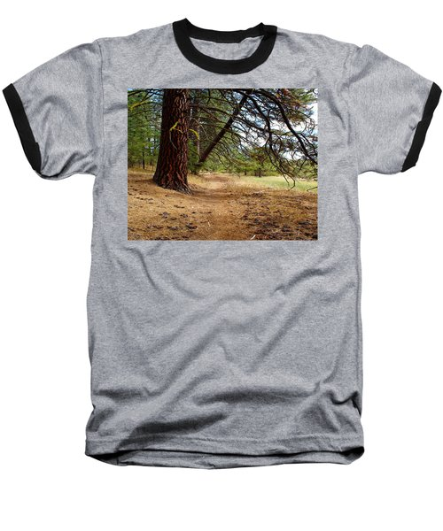 Path To Enlightenment 1 Baseball T-Shirt
