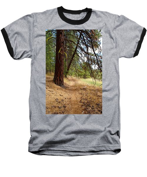 Path To Enlightenment 2 Baseball T-Shirt