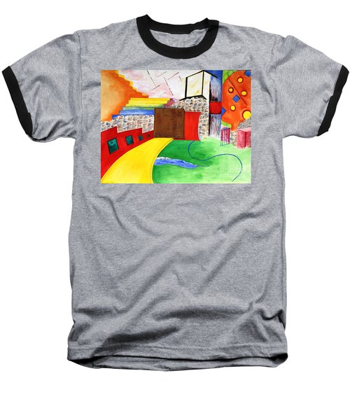 Path To Enlightenment Baseball T-Shirt
